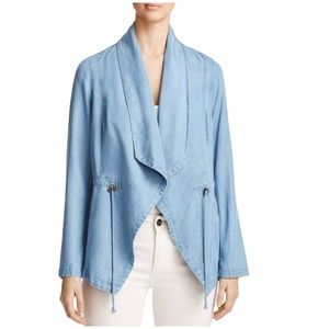 BAGATELLE LIGHTWEIGHT DRAPED JACKET